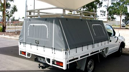 Canvas Canopy 2